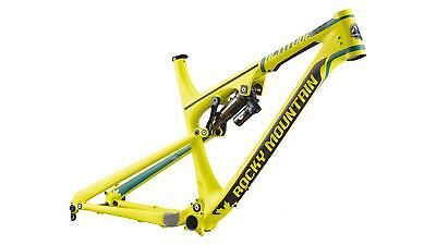 2015 Rocky Mountain Bike Frame - Altitude 790 MSL Rally Edition Large - 50% OFF!