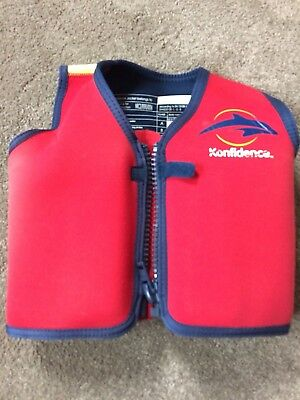 Konfidence Swimming Jacket- Group B