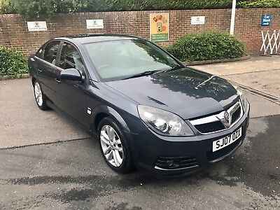 2007 Vauxhall Vectra 2.2i 16v Direct SRI,HISTORY,HPI CLEAR /PX welcome