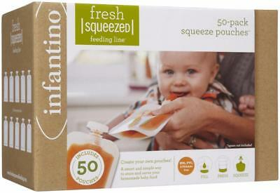 Bkids Infantino Fresh Squeezed 50 Beutel