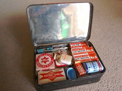 Early Bradex First Aid Kit..