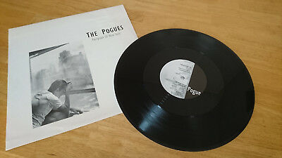 """The Pogues (Kirsty Maccoll) - Fairytale Of New York 1987 UK 1st press 12"""" single"""