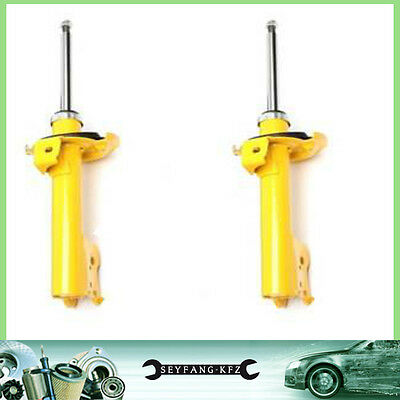 2x Performance Shock Absorbers Chassis Gas Pressure Front -