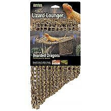 PET-181027 - Penn Plax Corner Lizard Lounger Large