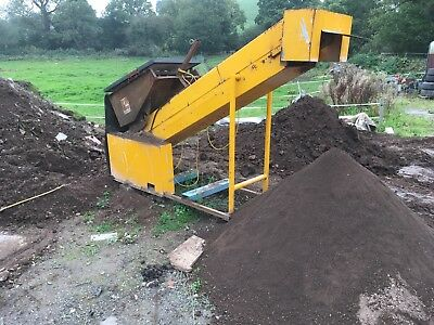Soil Screener 240v
