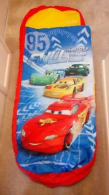 Pixar Cars Ready Bed Ready To Use