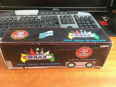 Maxx Race Cards 1997 Year In Review NASCAR