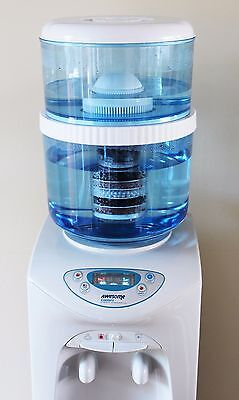 Office Cooler Dispenser Prestige Hot & Cold Purified Filtered Drinking Water