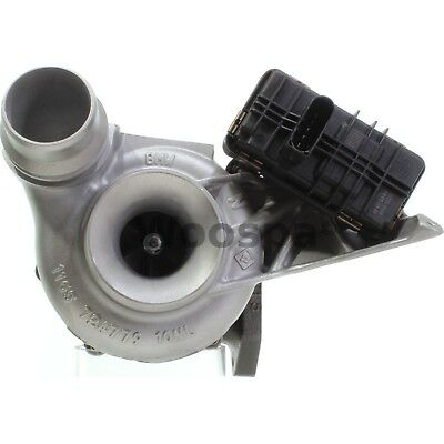 Turbolader Bmw 1 120d 3 320d 5  520d X1 20d 100 105 120KW 136 143 163PS 1995ccm