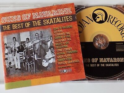 THE Skatalites - Best Of The Skatalites [New CD] UK - Import - CAD $11.20 | PicClick CA