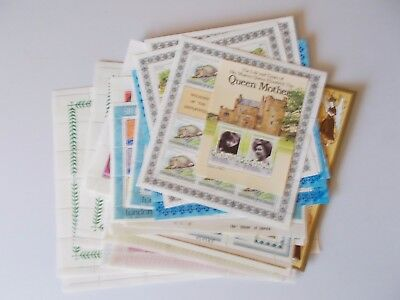 Grenadines of St Vincent - 38 QEII miniature sheets. 37 MNH & 1 is CTO.