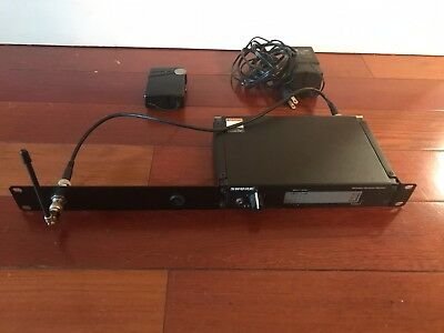 Shure PSM 400 UHF Wireless Professional On-Stage IEM Monitor System P4T & P4R