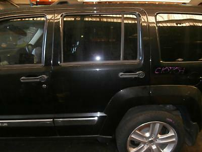 Jeep Cherokee Left Rear Door Window Kk, 02/08-10/12 08 09 10 11 12