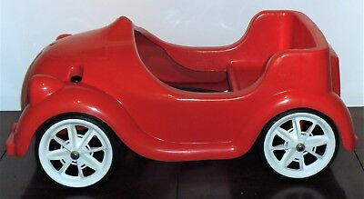 TRI-ANG Chubby Chaser pedal car  old shop stock unused 1970