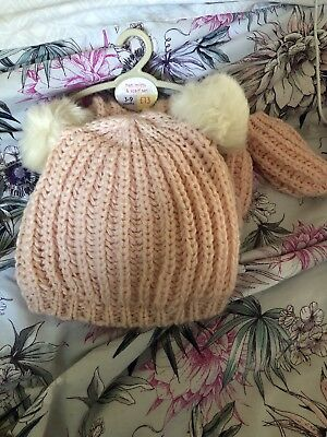 Brand new girls Next hat, gloves and scarf set