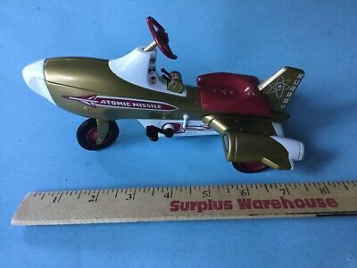 Hallmark Kiddie Car Classics  Murray 1956 Atomic Missile