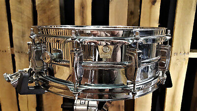 Ludwig Snare 14x5 Super Sensitive Snare Monroe badge 90-er (Supraphonic)