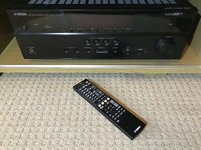 Yamaha RX-V477 5.1 Surround Cinema Receiver with Spotify and Air play +warranty