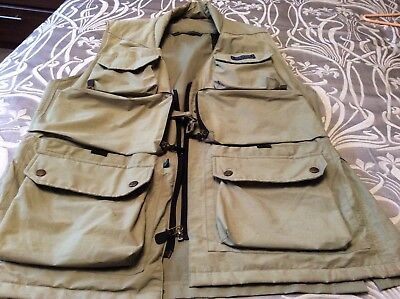 House of Hardy Fly fishing vest size medium