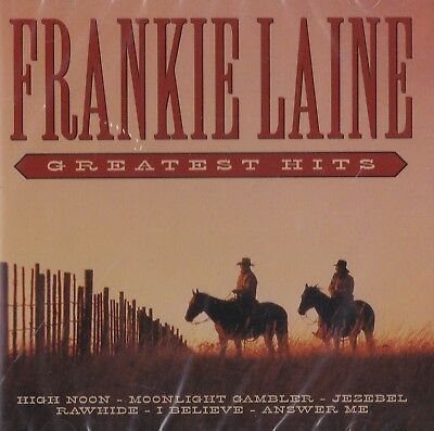 Frank Laine - Greatest Hits (1997)   NEW & SEALED CD (Country Music)