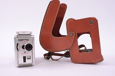 Brownie 8mm Movie Camera II w/Case