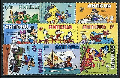Antigua QEII 1980 Disney Year of the Child SG637/45 MNH