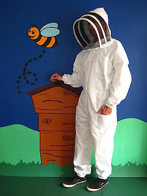 PREMIUM QUALITY Bee Suit Fencing Veil Style. All Sizes