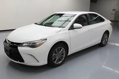 2017 Toyota Camry  2017 TOYOTA CAMRY SE REAR CAM BLUETOOTH ALLOYS 33K MI #313815 Texas Direct Auto