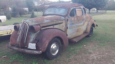 1937 Plymouth Other  1937 plymouth business coupe rat rod