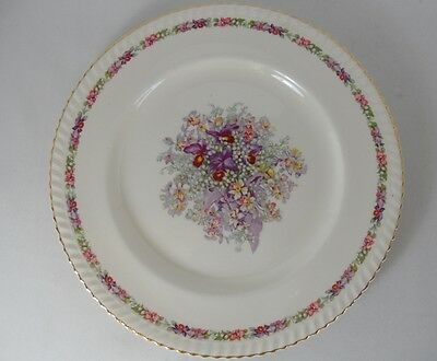 Johnson Brothers Queens Bouquet Dinner Plate