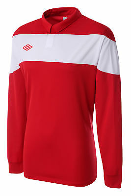 Umbro Pinnacle Jersey Fußball Trikot Teamwear Training 50339U-BR9 Gr. S neu