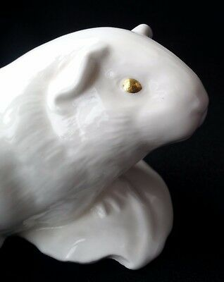 Poole Pottery Fine Bone China Guinea Pig - Perfect Condition