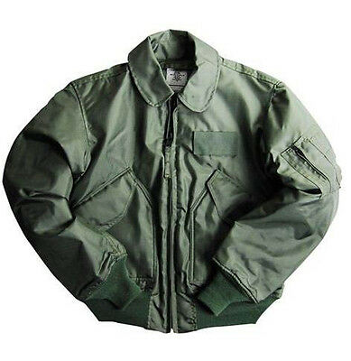 Blouson CWU-36P Flyer's Jacket Green Taille S