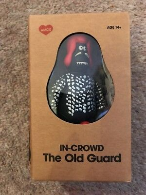 Amos Old Guard Figure James Jarvis NIB