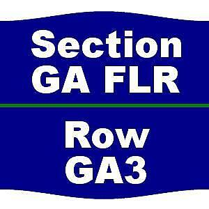 2 Tickets George Strait 2/2/18 T-Mobile Arena
