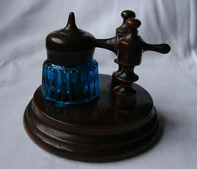 A very Unusual Victorian Inkwell