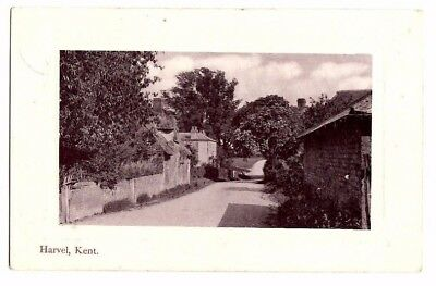 Printed Post Card  Stonegate The Cross Roads Kent 1908