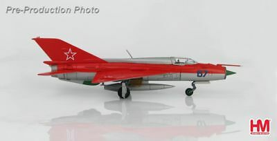 "Hobby Master HA0189, MIG-21PFM ""Aerobatic Team"", No. 67, Soviet Air Force, Kubin"
