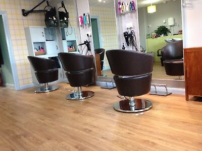 Hair Salon Furniture backwash back wash washpoint wash point chairs hairdressing