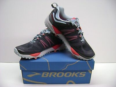 Brooks Cascadia 11 Women's TRAIL Running Shoes Size 6.5 NEW