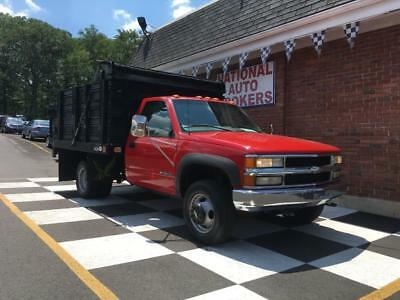 2000 Chevrolet c/k 3500 Dually Flatbed With Just 45,361 Original Miles! 4x4!