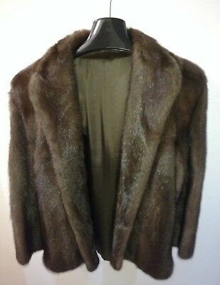 Vintage Frederick and Nelson fur coat
