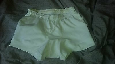 Rugby!xv France Ffr Short Match Nike Officiel Stock Joueur Neuf 2003/2004