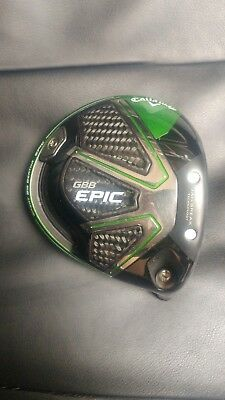 Callaway Epic GBB 10.5 Degree Driver Head - Jailbreak