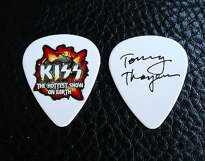 Kiss Guitar Pick. The Hottest Show On Earth Tommy Thayer Pick