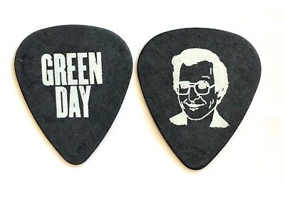 Green Day Guitar Pick! 2004 Tour Guy With Glasses Pick. Billy Joe Armstrong Pick