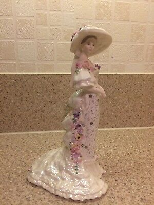 Coalport Figurine Limited Edition  the lovely lady christabel beautiful!!!