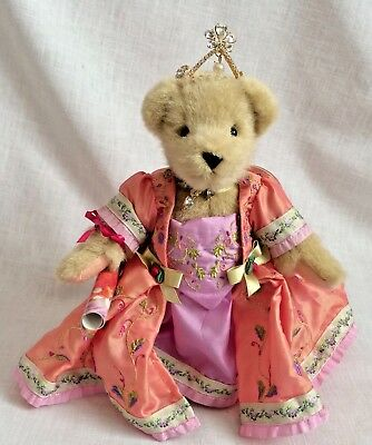 Muffy Vanderbear Couture Muffy's Fairytale New With Tags Attached w/ Stand