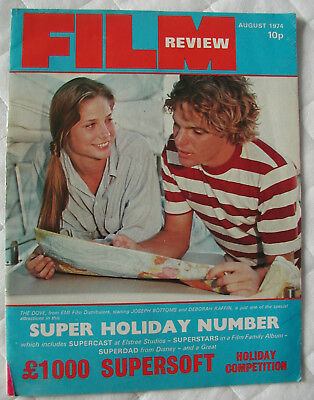 Film Review Magazine August 1974.
