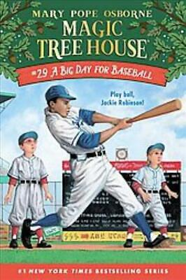 A Big Day For Baseball - Osborne, Mary Pope/ Ford, Ag (Ilt) - New Hardcover
